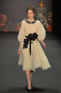 FASHION WEEK 2014 | ... From Russia With Love Autumn Winter 2013 / 2014 Berlin Fashion Week 1