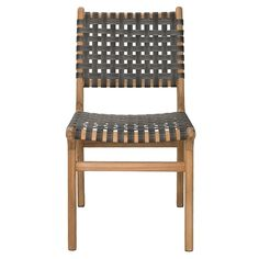 Jacob Dining Chair  Charcoal