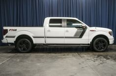 NWMS Delivers : 2014 Ford F150 SuperCrew Cab FX4 Pickup 4D 6 1/2 ft. Buy online & delivered to your home, with 3 day returns. AutoCheck® verified clean title & accident free. Online financing, a real trade-in offer & additional protection.