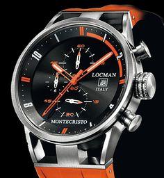 Locman | Montecristo | Edelstahl | Uhren-Datenbank watchtime.net