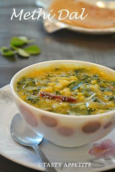methi dal recipe.. http://www.tastyappetite.net/2014/04/methi-dal-recipe-indian-methi-recipes.html#.U0EoA1d2R0o