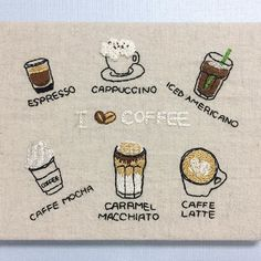 . 잠이 안오는 야심한 #새벽  지금 저의 눈은  요렇습니다 . #커피를_너무_많이_마셨어  #잠이안와_1년전_커피자수_소환해봄 ☕️ . 이런저런 생각이 많아지는 새벽이지만 자고 일어나면 분명 손발이 오그라들테니 새벽감성은 넣어둘게요  . #프랑스자수 #손자수 #자수타그램 #자수액자 #embroidery #handmade #handstitch #커피 #coffee #카페라떼 #caffelatte #카푸치노 #cappuccino #노원 #의정부 #원데이클래스 #DM문의주세요   #프롬유_자수일기