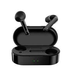 QCY T3 - US$18.99 (coupon: BGSK801) 📉 TWS Earphone Wireless bluetooth V5.0 Headset HIFI Stereo Bass Noise Reduction Headphones Smart Touch IPX5 Waterproof Earbuds with Mic with Charging Case - Black #QCY #T3 #Headphones #Bluetooth #Earbuds #наушники #banggood #TWS #Earphones #coupon 1796057