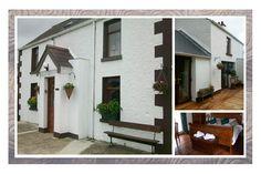 McEvoy Cottage - Welcome Irish Cottage, Irish Eyes, Emerald Isle, Garage Doors, Dundalk Ireland, Outdoor Decor, Houses, Type, Home Decor