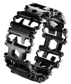 LEATHERMAN TREAD™ BLACK Klenot medzi multioolmi