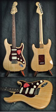 Fender Factory Special Run Ash American Special Guitar. Get 10% off this guitar or anything else you need with Coupon Code PIN10 at MusicPower.com!
