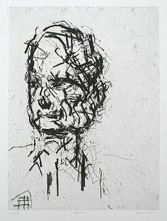 Frank Auerbach  David Landau