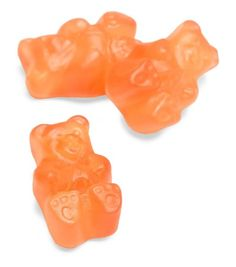 Albanese Passionate Peach Gummi Bears, 5-Pound Bags (Pack of 2):Amazon:Grocery & Gourmet Food