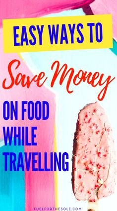 Don't waste your whole travel budget on food - learn our top tricks on saving money on meals while on vacation. Read our post for a list of cheap snacks, breakfast, lunches & dinners; recipes for on the go; packing road trip & car tips; diet & weight loss hacks for restaurants; best ways for eating well & healthy; simple & easy frugal living ideas; hacks for shopping in a grocery store; cooking in hotels; affordable eats for kids & family. #travel #food #budget #meals #cheap…