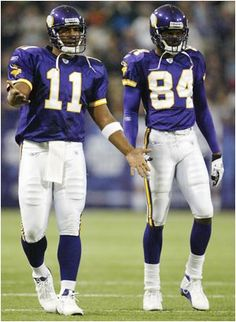 Image result for daunte culpepper randy moss