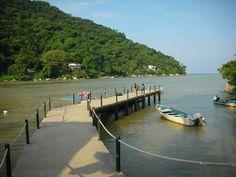 Dock at Boca de Tomalinda