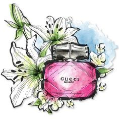 GUCCI BAMBOO Limited Edition Eau de Parfum Spray, 1.6 oz - Shop All... ❤ liked on Polyvore featuring beauty products, fragrance, eau de perfume, gucci perfume, spray perfume, edp perfume and eau de parfum perfume