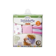 3 Pack Swaddleme Blankets - Small/Medium   These are a lifesaver.