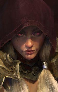 High Fantasy, Fantasy Women, Fantasy Rpg, Medieval Fantasy, Fantasy Girl, Fantasy Portraits, Character Portraits, Fantasy Artwork, Fantasy Character Design