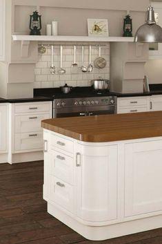 Die 122 besten Bilder von Weiße Küchen: Küchen-Design ganz in Weiß ...