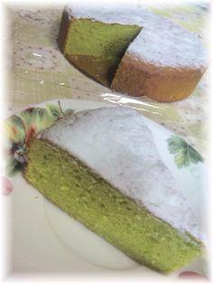 Green tea + White Chocolate