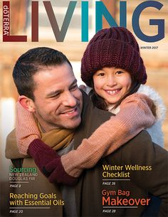 The Winter 2017 Living Magazine is now available! This issue features:  Spikenard and Eucalyptus essential oil spotlights Homemade cookie recipes Essential oil guide to achieving your 2017 goals Behind the scenes of Douglass Fir essential oil sourcing