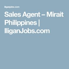 Now Hiring Saleslady Sales BoyBodegero  Iligan Jobs