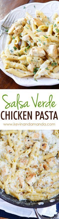 This pasta is out of this world!! So ultra creamy and cheesy. We will it make over and over!!!!