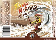mybeerbuzz.com - Bringing Good Beers & Good People Together...: Saugatuck Brewing - Snow Wizard