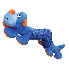 KONG - Shaker Caterpillar Medium/Large Dog Toy - 1 Toy - http://pets.goshoppins.com/dog-supplies/kong-shaker-caterpillar-mediumlarge-dog-toy-1-toy/