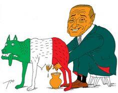 The Berlusconi effect.