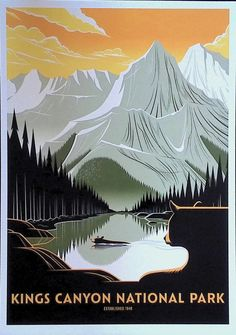National Parks, Cards, Movie Posters, Movies, Films, Film Poster, Cinema, Maps, Movie