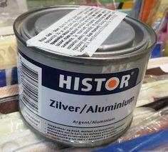 HISTOR Gold-Silver Ασημί χρώμα κορυφαίας ποιότητας