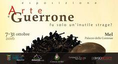 Anche le mie opere per Arte e Guerrone! Mel (Belluno) dal 7 al 31 ottobre presso il Palazzo delle Contesse. Vernissage venerdì 7 ottobre alle 18.00. Vi aspetto! www.annalisalenzi.com