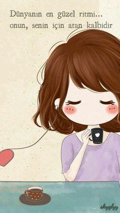 Dünyanın en güzel ritmi...  #Aşksözleri #love #aşk