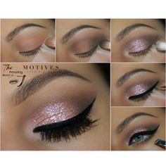 """""""Step by Step♡ Please find product details in the previous collage @motivescosmetics ▫▫▫▫▫▫▫▫▫"""""""