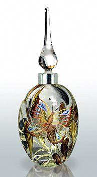 Butterfly Perfume  2009 Guild piece  Designed by Richard Golding, Dean Hopkins, Karinna Sellars
