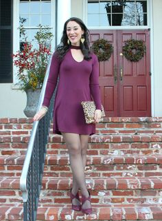 Style in Harmony: What to Wear to a Holiday Party