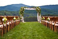 *Dream Wedding Venue* Winery Weddings Photo Gallery | Pippin Hill Farm & Vineyards
