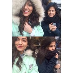 Bethany Mota and her mom! Celebrity Moms, Celebrity Crush, Celebrity Photos, Celebrity Style, American Eagle Outfits, American Girl, Cold Wear, Acacia Clark, Bohemian