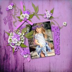 Feel Spring by Eudora Designs can be found at www.mscraps.com and www.MSAD.com.  Free photo found on web.  Hurry because it is 20% off.