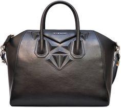 Medium Antigona Bag - Lyst Leather Handbags, Leather Purses, Purses And  Handbags, Givenchy afc13ef150