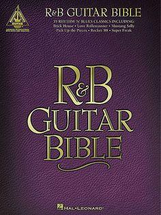 Hal Leonard R&B Guitar Bible