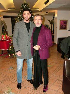 "The ""Capri Fashion Award 2017"" assigned to the fashion designer Michele Miglionico #michelemiglionico #highfashion #hautecouture #capri #caprihollywood #campania #italy #caprifashionaward #award #premio #pascalvicedomini #michelemorrone #actor"