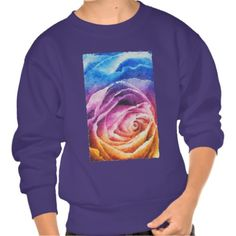 Watercolor Rainbow Rose Sweatshirt  Watercolor Rainbow Rose Sweatshirt      $34.45   by  Tannaidhe  http://www.zazzle.com/watercolor_rainbow_rose_sweatshirt-235600474857442963    - - - See all my other items at Tannaidhe's designs on Zazzle!  http://www.zazzle.com/tannaidhe?rf=238565296412952401&tc=MPPin