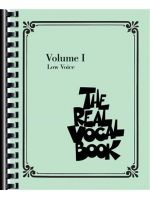 DIVERSE - THE REAL VOCAL BOOK Low voice Vol 1 - € 34,40 Zang jazz, zang/akkoorden, HAL LEONARD HL00240307