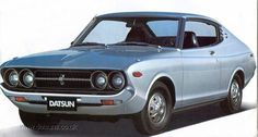 Datsun 160J Coupe Fastback