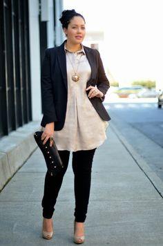 LIVELOVEINSPIREFASHION: How to dress for the fuller figure.....