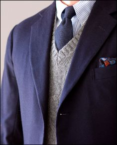 Choosing the Color of Your First Suit