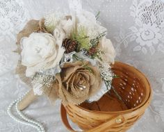 Hey, I found this really awesome Etsy listing at https://www.etsy.com/listing/251745660/rustic-bouquet-woodland-bouquet-bridal