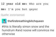 Simon and The Insidious Humdrum