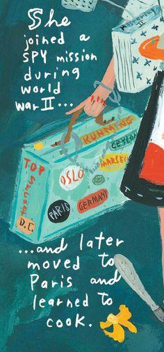 Art (c) 2012 by Jessie Hartland (courtesy of Random House Children's Books)