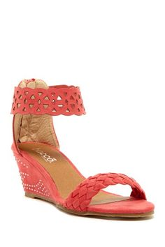 Bucco Roycie Woven Wedge Sandal by Assorted on @HauteLook