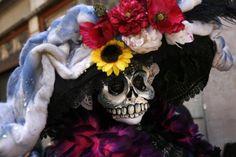Día de los Muertos in Tucson.