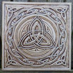 Celtic Knot tile